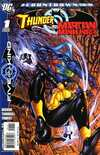 Outsiders: Five of a Kind - Manhunter/Thunder Comic Books. Outsiders: Five of a Kind - Manhunter/Thunder Comics.